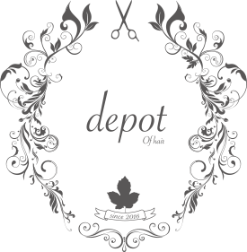 depot of hair